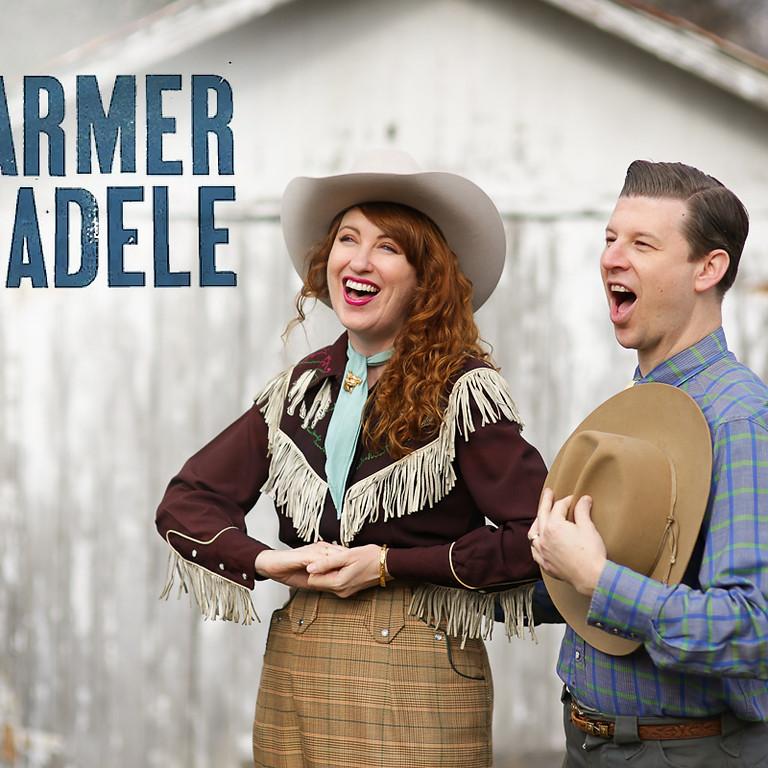 Farmer & Adele - Live at Natalie's Worthington