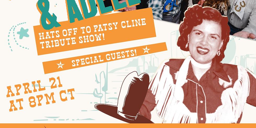 Farmer & Adele - Hats Off To Patsy Cline - Station Inn