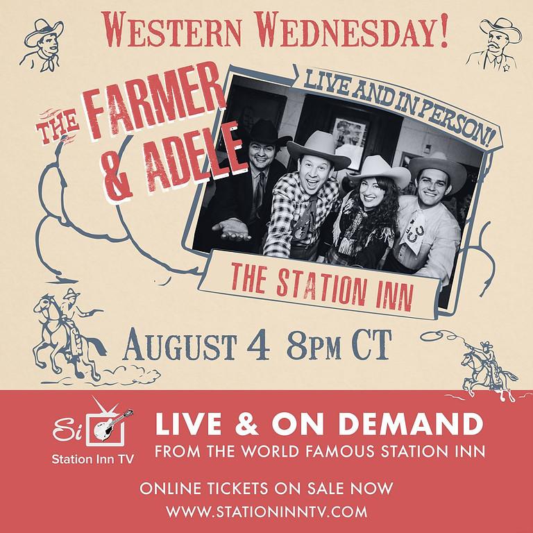 Farmer & Adele - Live at the Station Inn