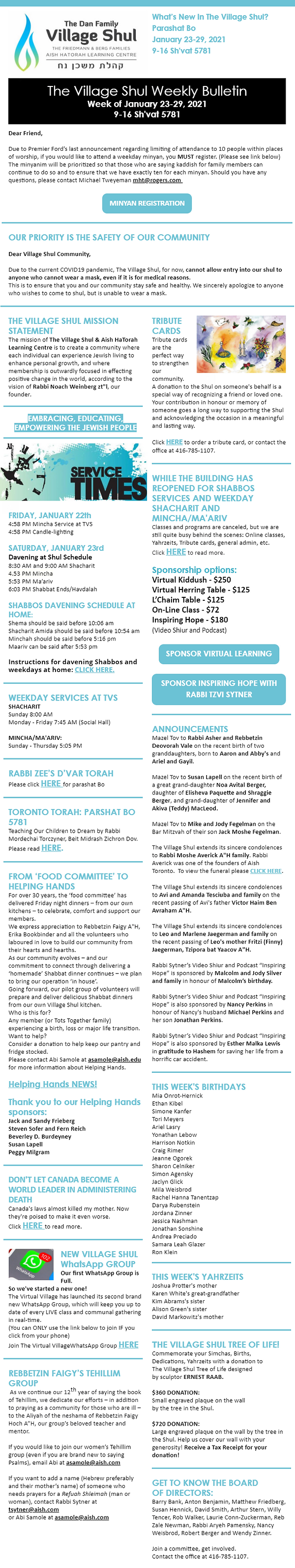 The-Village-Shul-Weekly-Bulletin-January