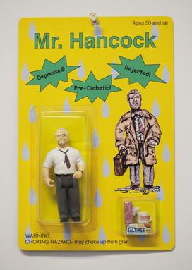 Mr.Hancock has been discounted, 2018