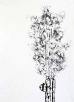 Smoking (version 2), 2019