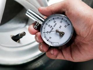 Зачем соблюдать правильное давление в шинах