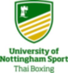 University of Nottingham Thai Boxing