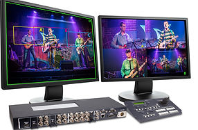 Chicago broadcast professional video audio rentals service repairs