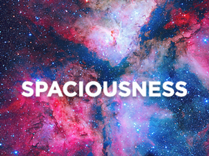 Spaciousness Guided Meditation
