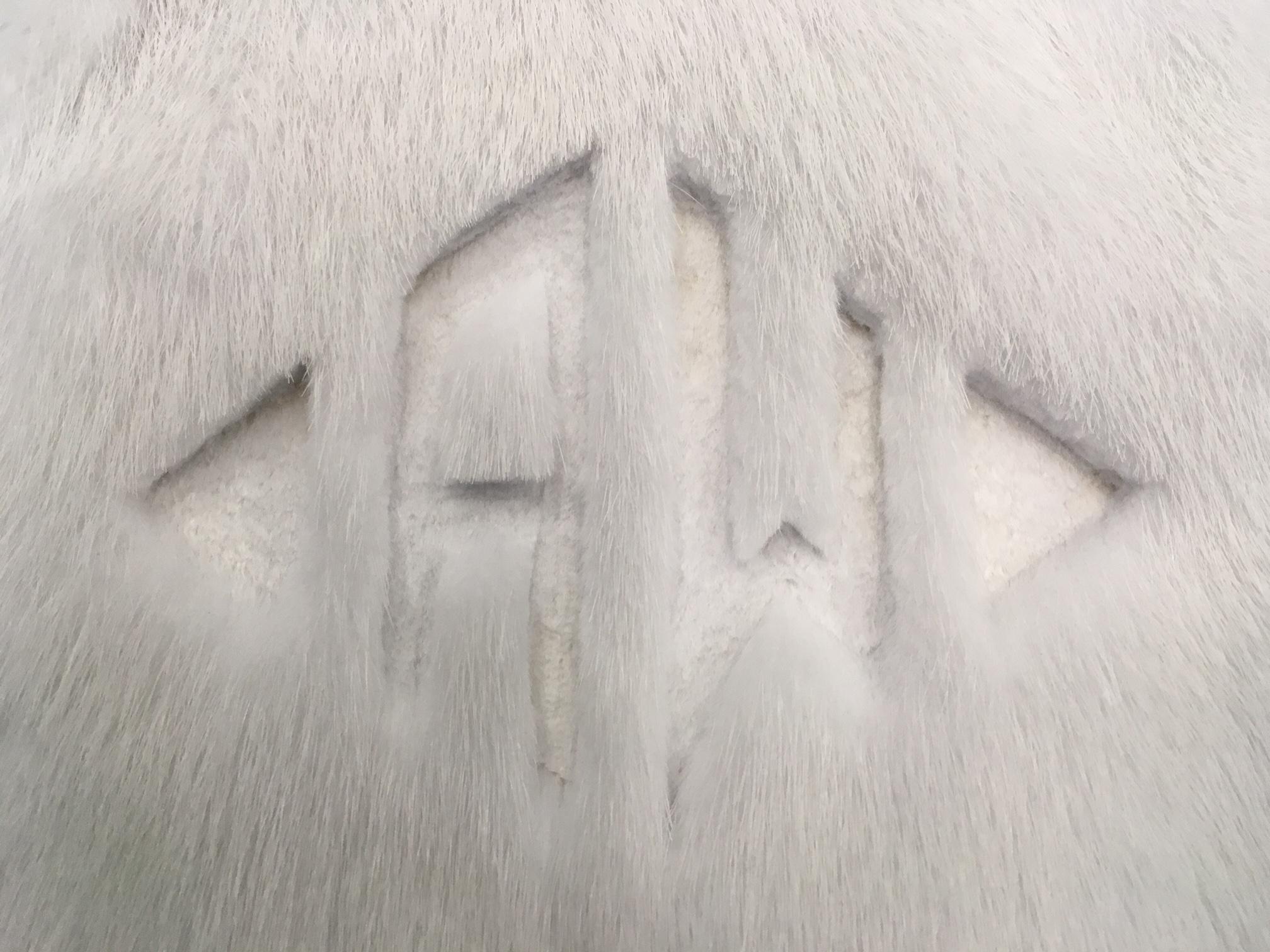 Hand Shaved Mink Logo