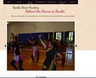 Dance behind the scenes