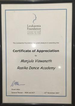 leukemia foundation
