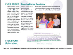 nwds charity