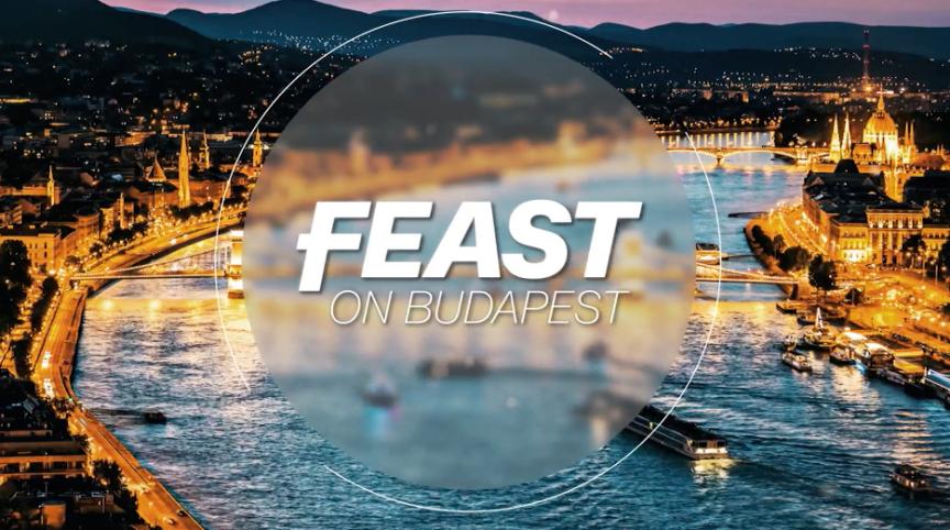 Feast on... Budapest