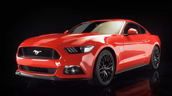 Ford Mustang 30'
