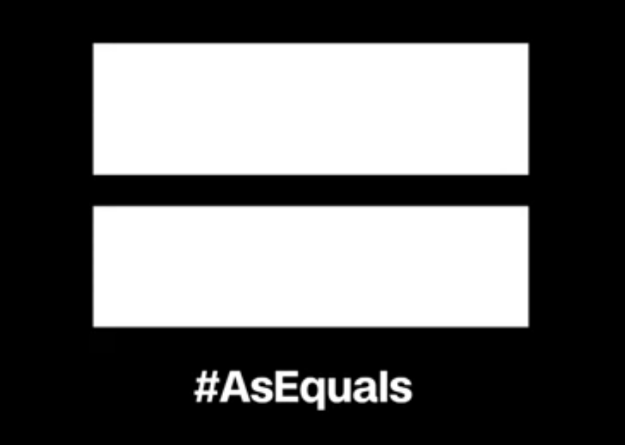 As Equals - Brisa de Angulo