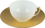 jl coquet hemisphere gold coffee set