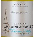 maurice griss pinot blanc