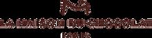 La maison du chocolat logo transparent.p