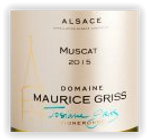 maurice griss muscat