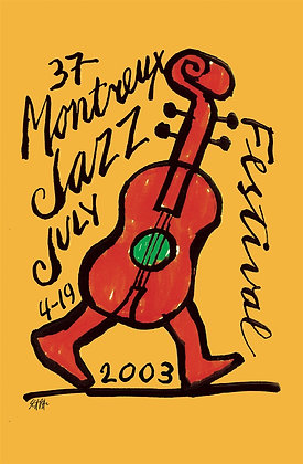 Ted Scapa - Montreux Jazz 2003
