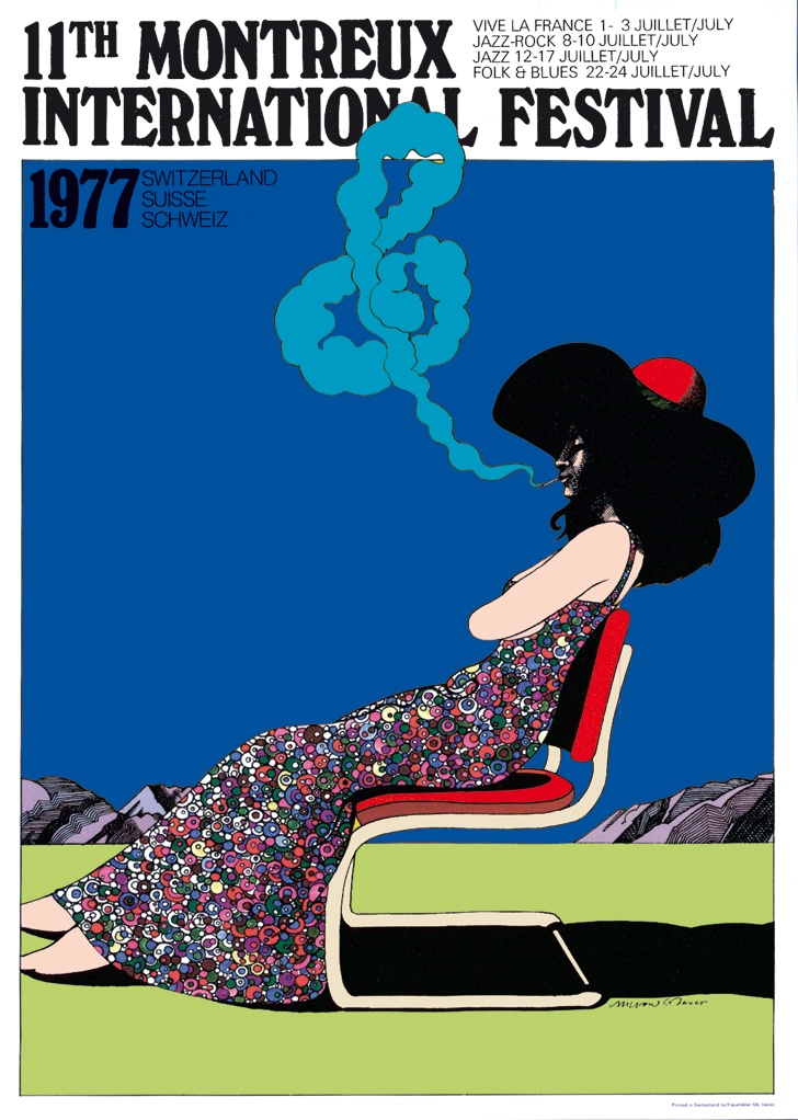 Milton Glaser 1977