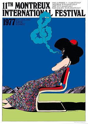 Milton Glaser - Montreux Jazz 1977