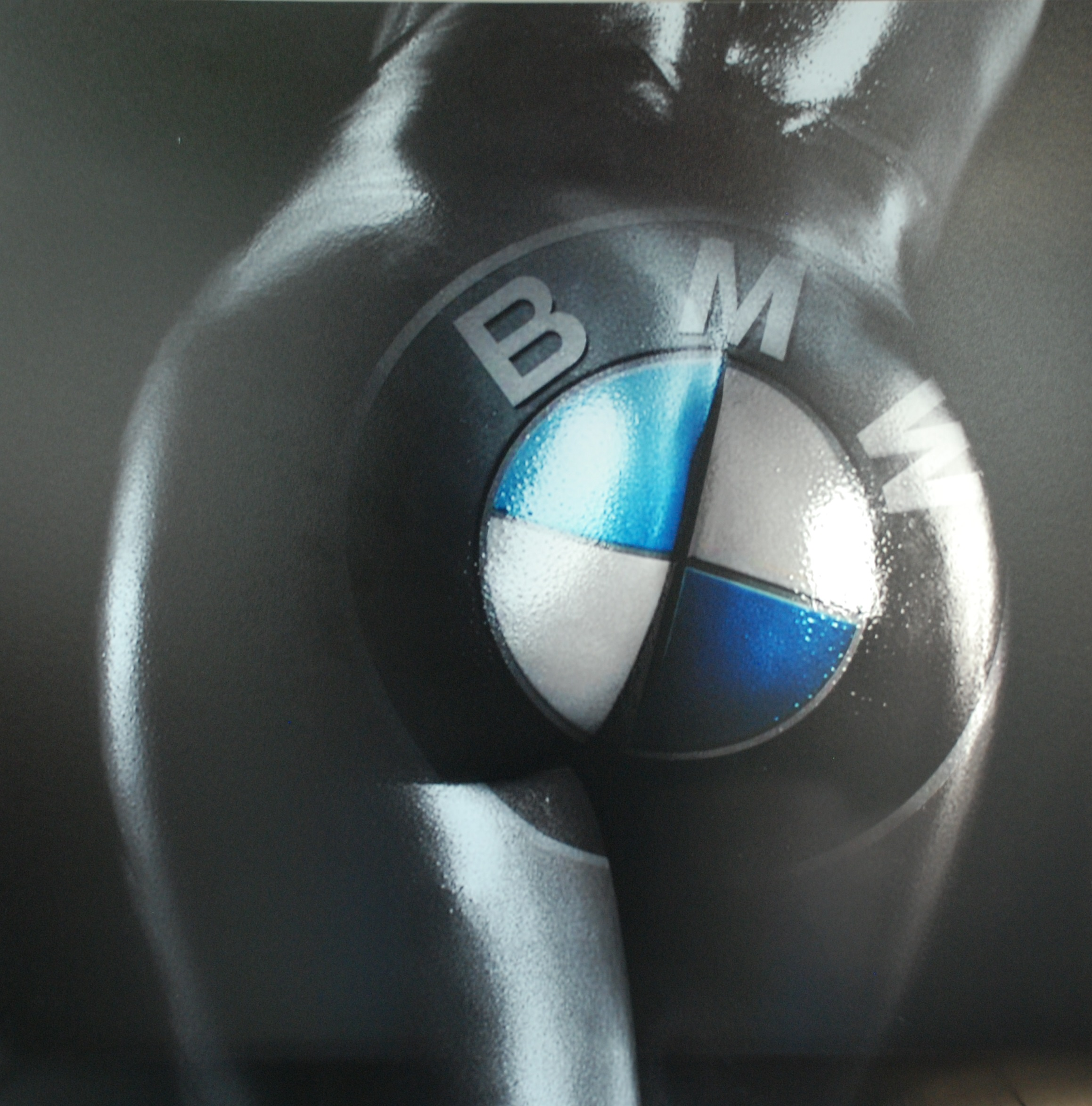 Buttocks BMW 60X60CM