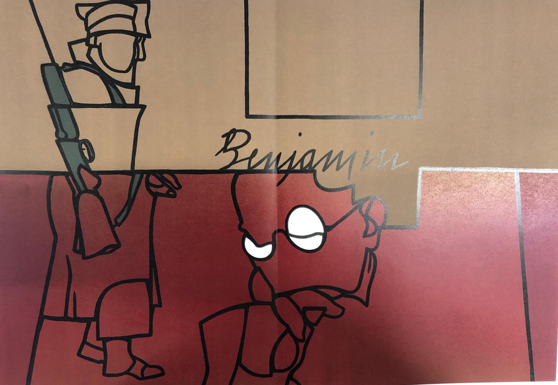Portrait de Benjamin
