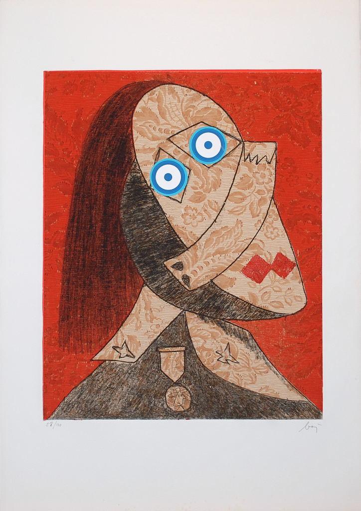 BAJ chez Picasso