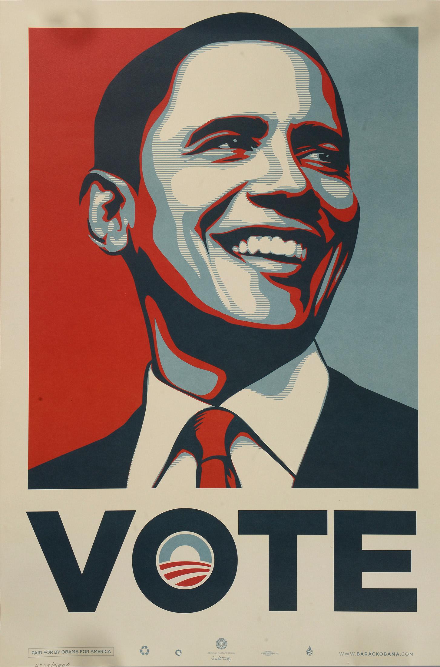 Obama Vote