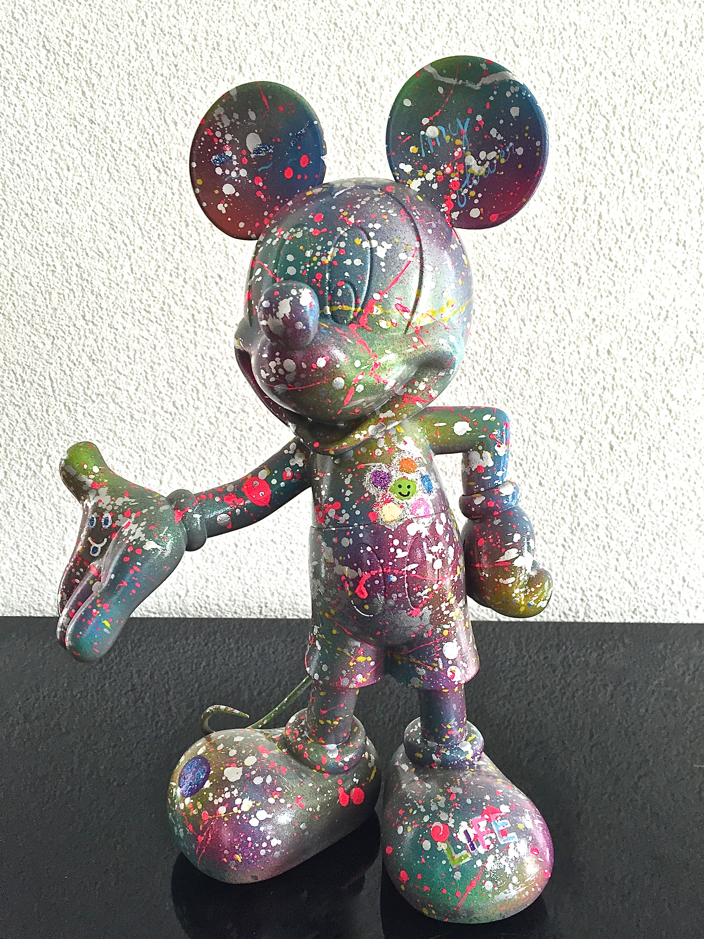 "Mickey ""MY FLOWER"""