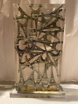 Hommage à Eiffel 37x20,5x7cm