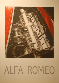 Moteur Alfa Romeo
