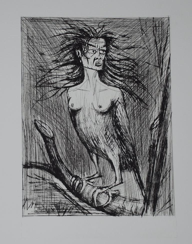 L'enfer de Dante - La Harpie