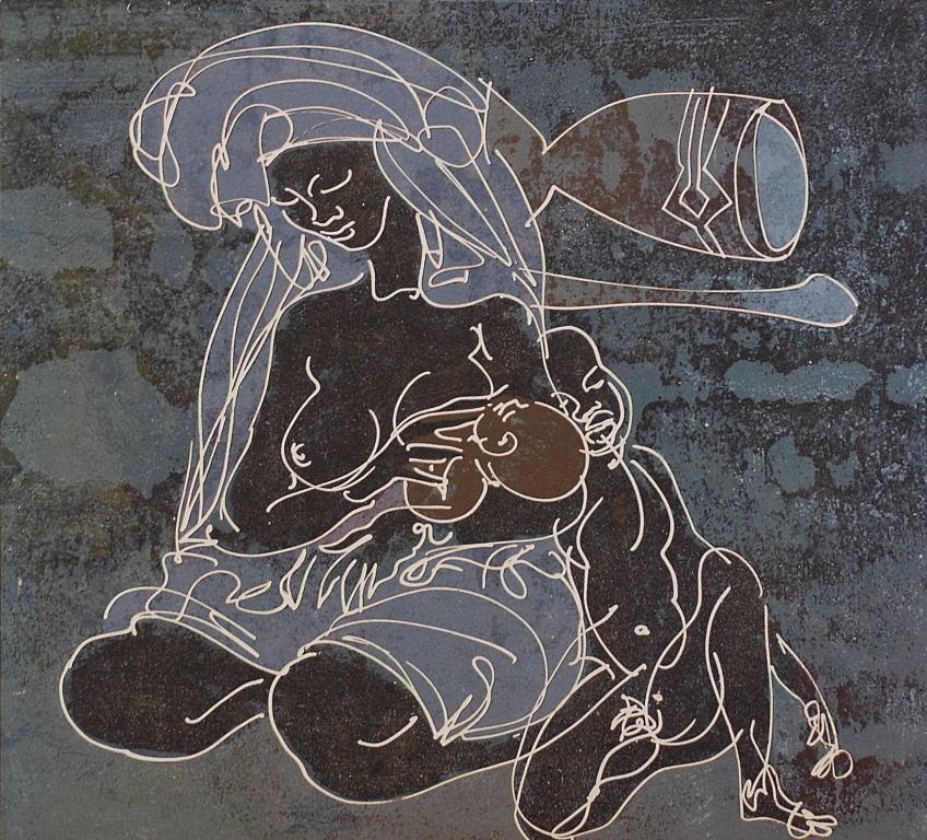 La maternité et l'enfant