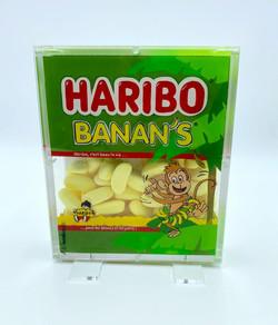 HARIBO BANAN'S 21,5X18X5CM