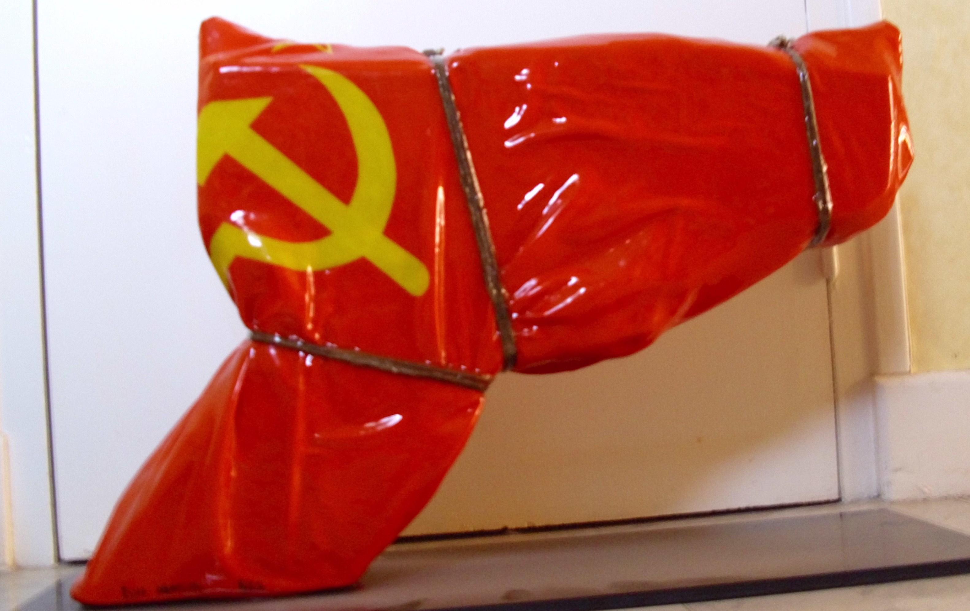 Gun URSS 38X60X20CM