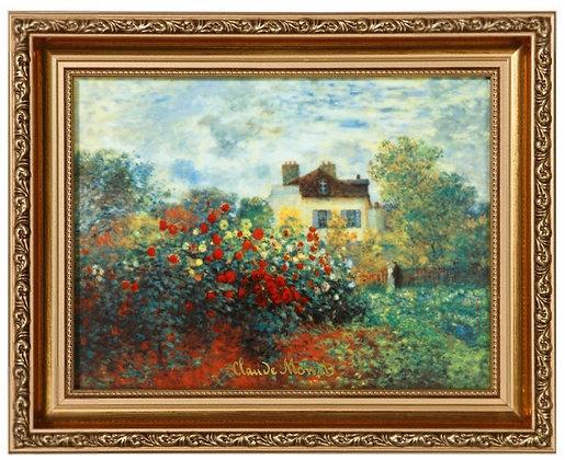 La maison de l'artiste