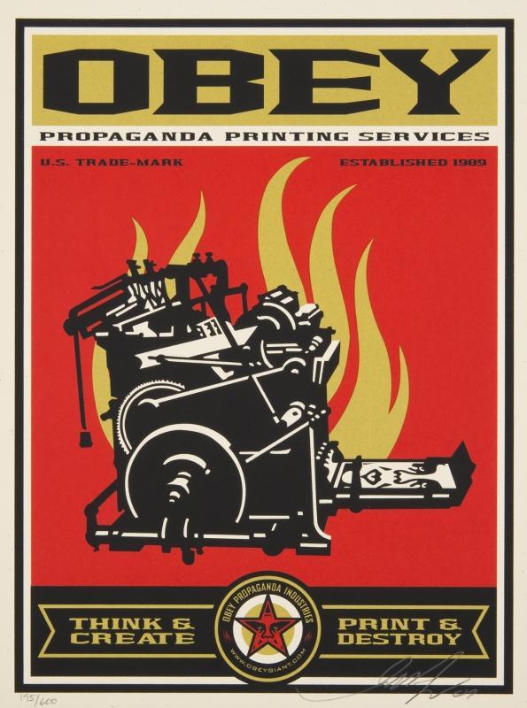 Propaganda Printing Services