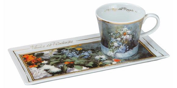 Auguste Renoir - Fleurs de Printemps