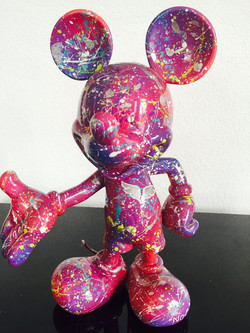 "Mickey ""ANGEL"" 30X19X15CM"