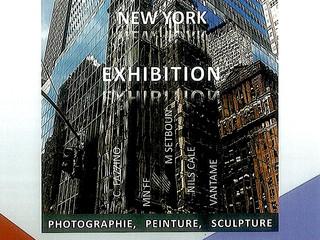 NEW YORK EXHIBITION