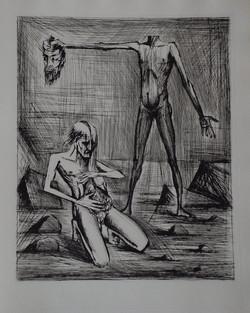 L'enfer de Dante - Cette tête...