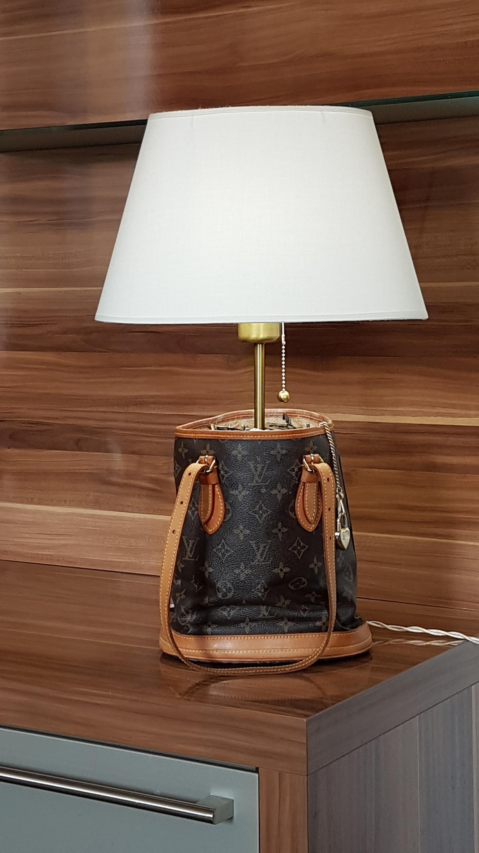 LAMPE LV PM 57X35X24CM