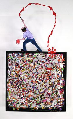 Thinking Outside the Box - Pollock