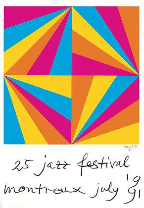 Max Bill - Montreux Jazz 1991