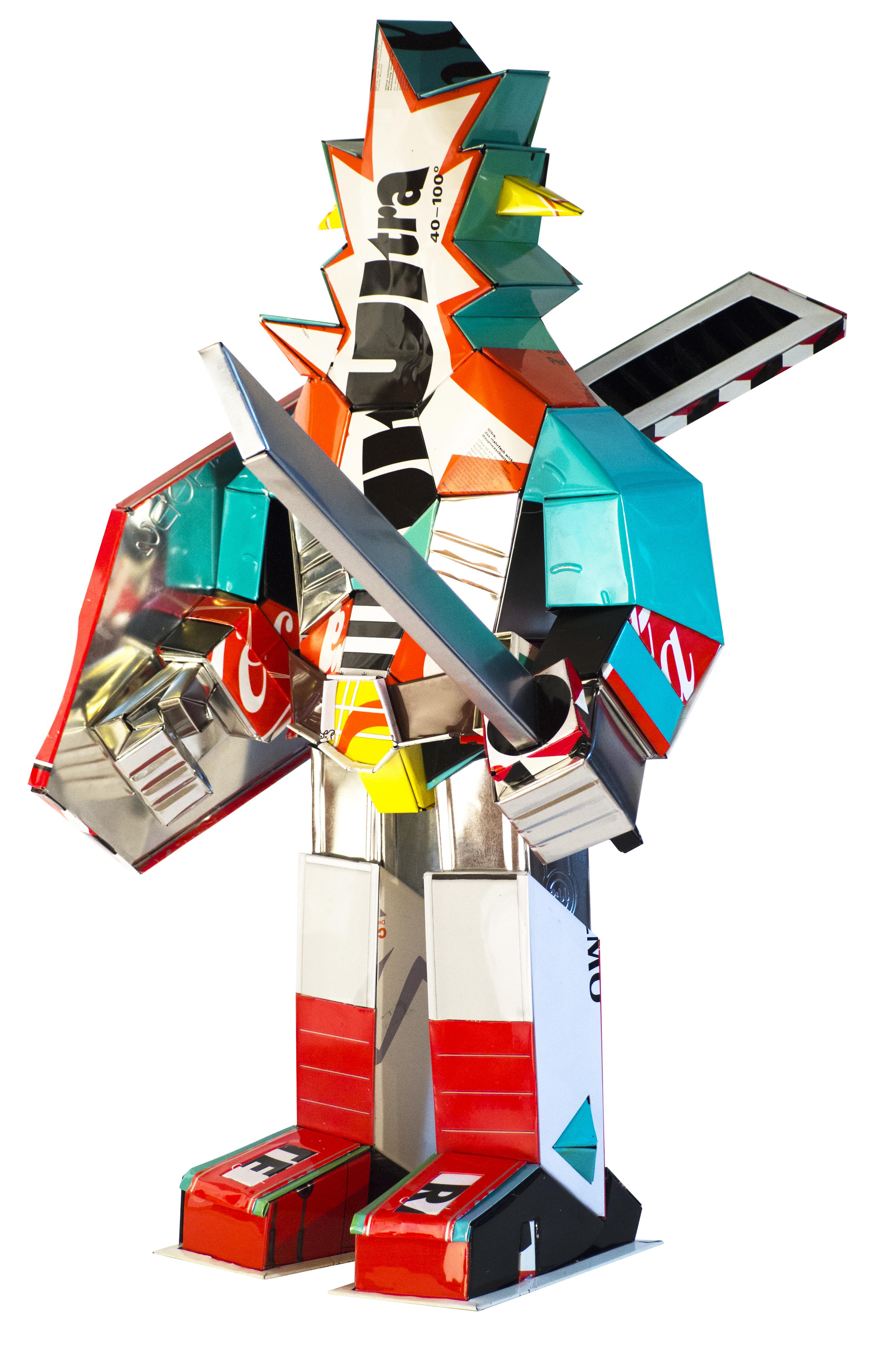 Robotyp UIHULTRA H:90CM
