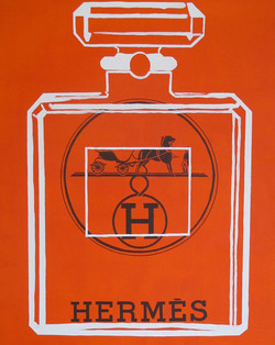 Hermes meets Chanel