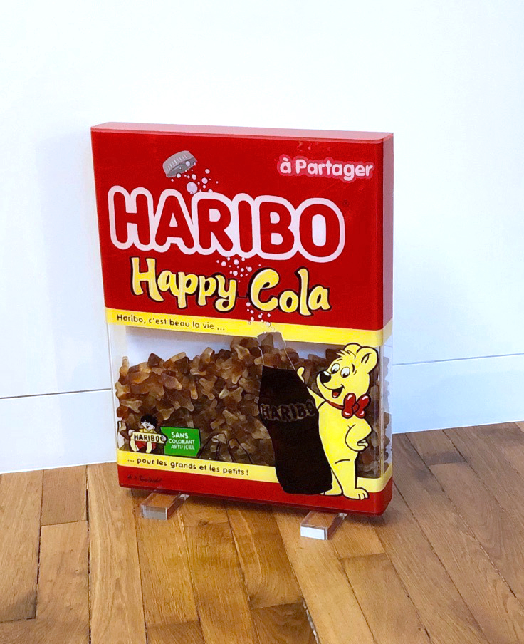 HARIBO HAPPY-COLA 53X41X6,5CM