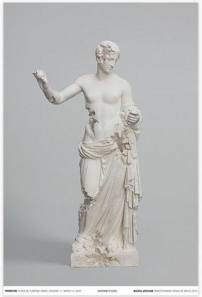 Quartz Eroded Venus of Arles