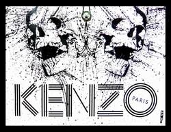 Vanité #36 KENZO 50X57CM