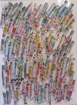Tube de Médicaments 76X56,5X4CM